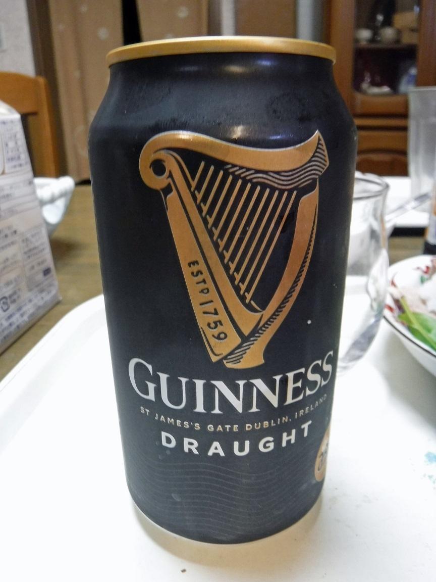ブログ 珍しく黒ビール.jpg