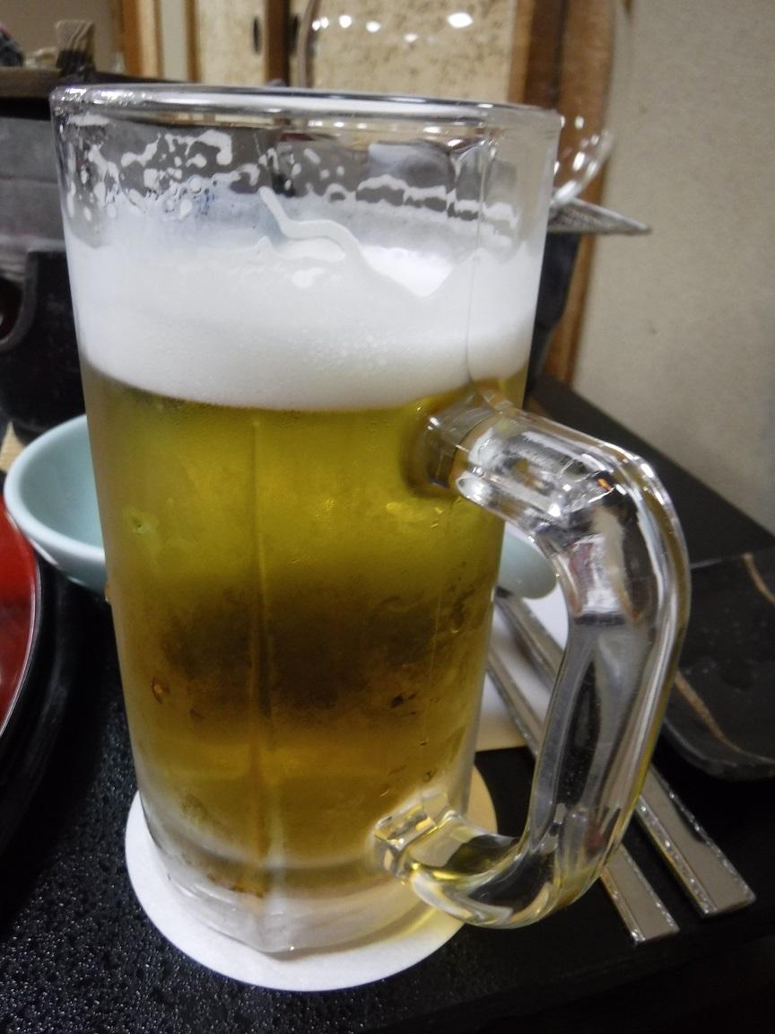 湯上りはビール.jpg