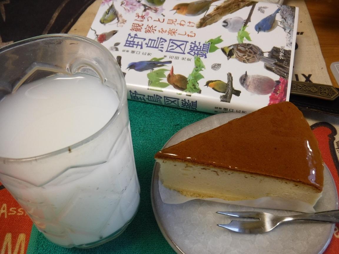 ブログ  おやつ  チーズケーキ.jpg