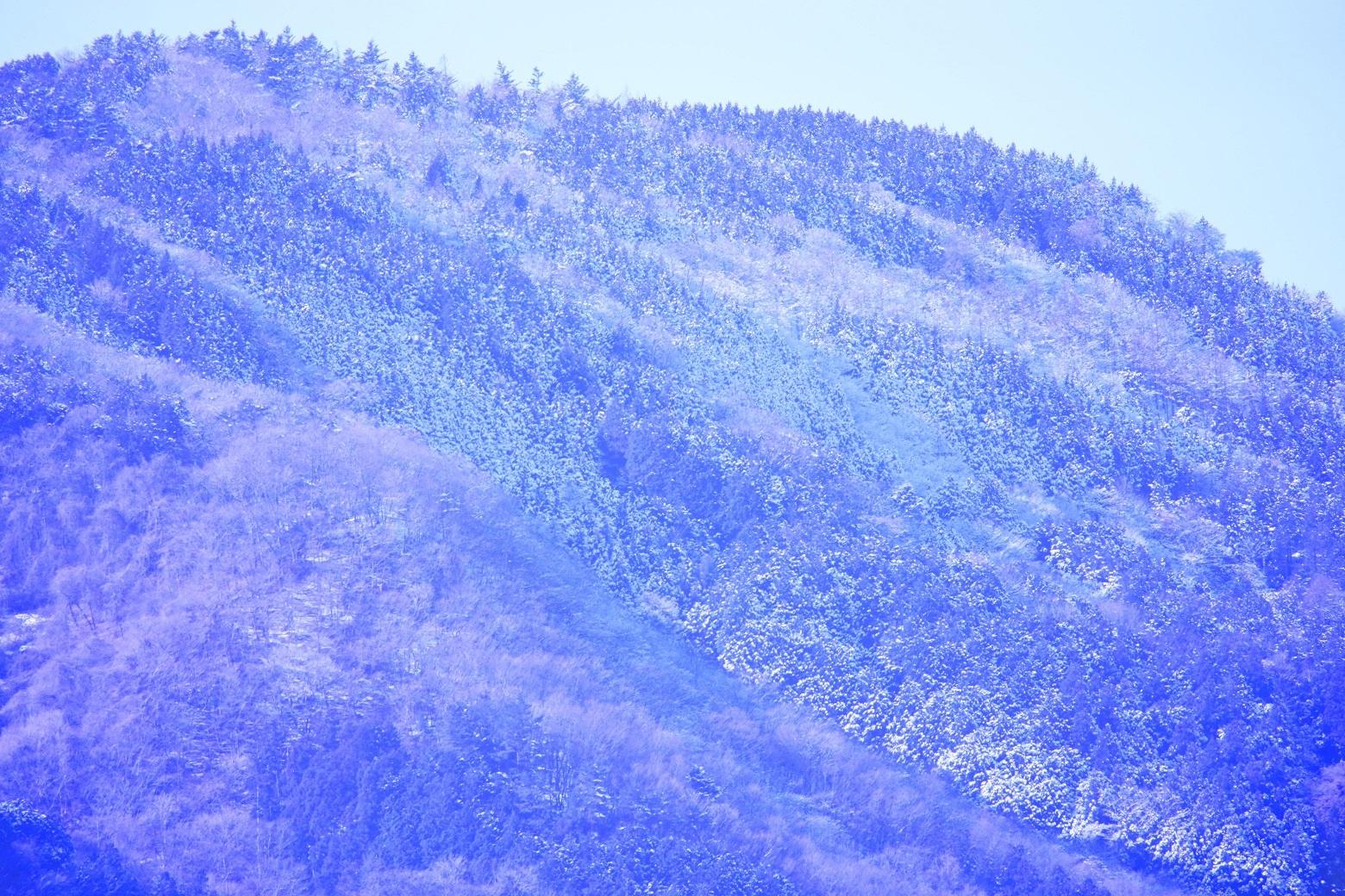 薄化粧した山.jpg