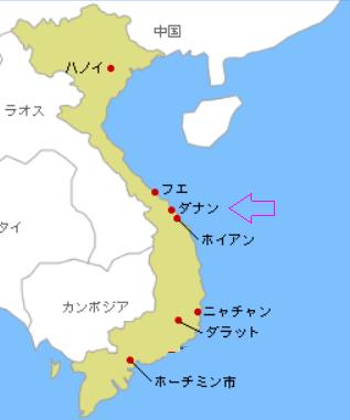 地図ダナン2020-01-07