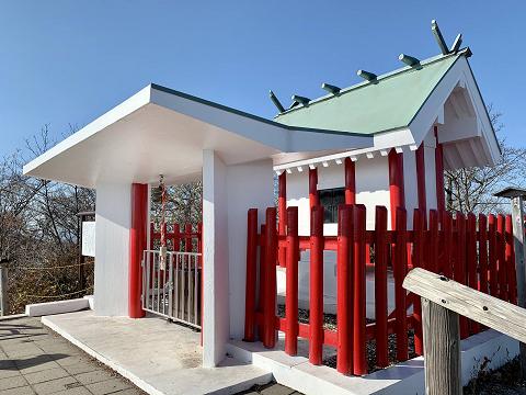 1750-榛名富士山神社本殿