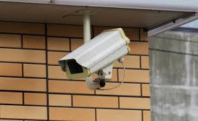 アパート防犯カメラ