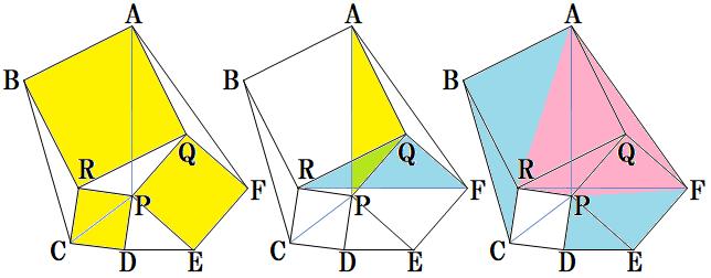 1335-3個の正方形