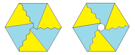 1372-正六角形0