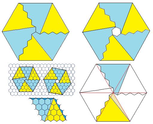 1372-正六角形