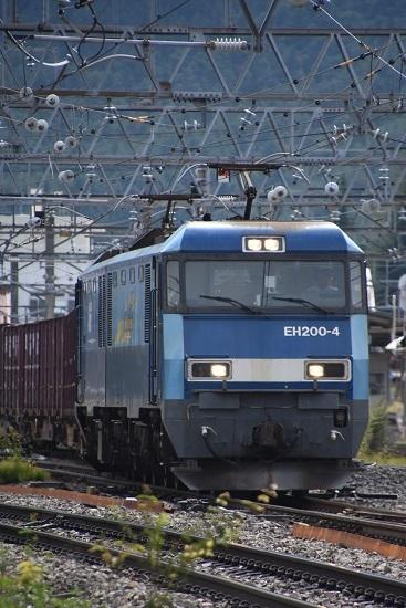 2019年9月20日撮影 東線貨物2083レ EH200-4号機