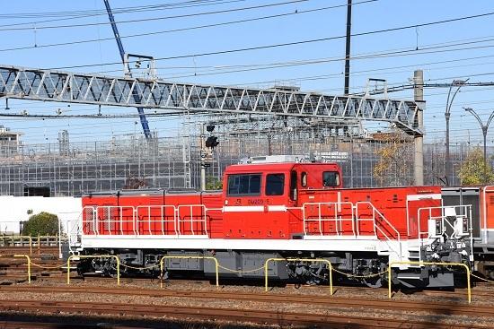 2019年11月15日撮影 稲沢駅にてDD200-5号機