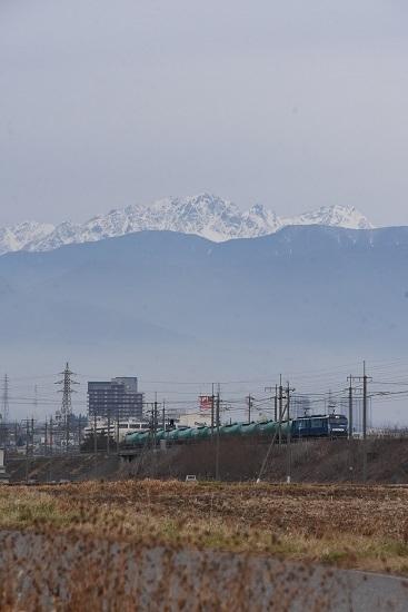2019年12月22日撮影 東線貨物2080レ