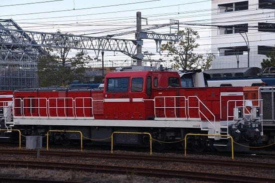 2019年12月28日撮影 稲沢にてDD200-1号機