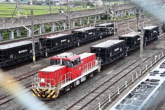 2019年9月13日撮影 熊谷貨物ターミナルにてHD300-5号機