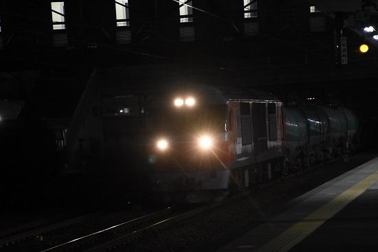 2019年11月15日撮影 清洲駅にて8072レ DF200-216号機