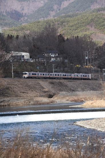 2020年3月1日撮影 飯田線 213M 313系1700番台