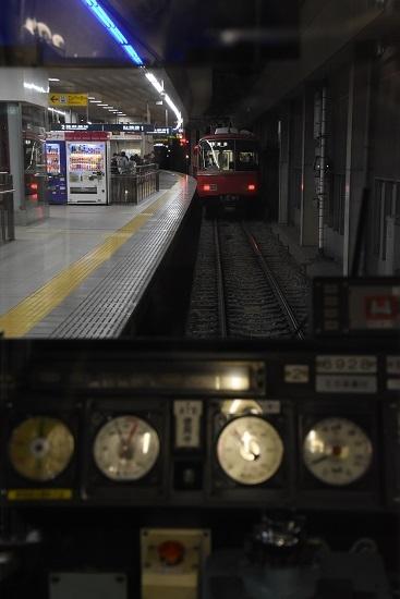 2019年12月28日乗車 名鉄尾西線 6800系を後撃ち