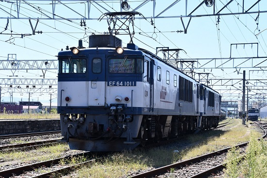 2019年9月14日撮影 8465レ発車