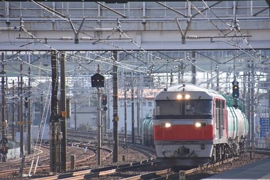 2019年12月29日撮影 清洲駅にて5282レ DF200-222号機