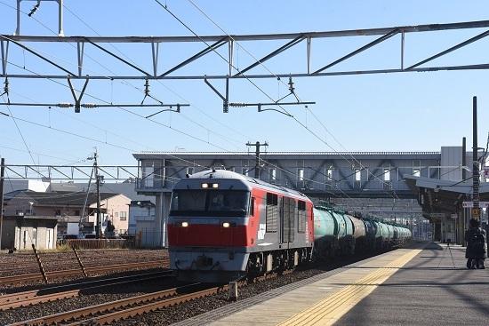 2019年12月29日撮影 清洲駅にてDF200-222号機