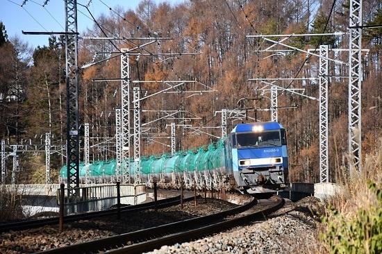 2019年11月30日撮影 東線貨物2080レ