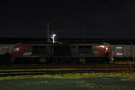 2019年11月16日撮影 塩浜にてDF200-223号機のサイド