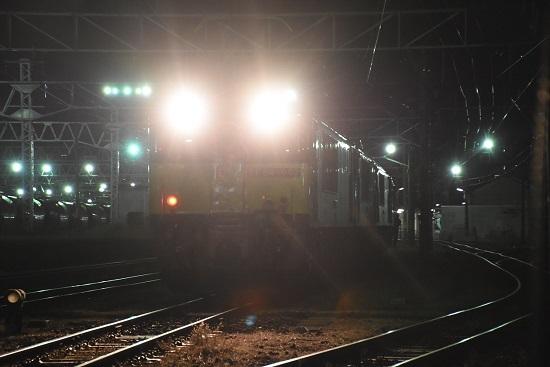 2020年1月1日撮影 南松本にてEF64-4重連