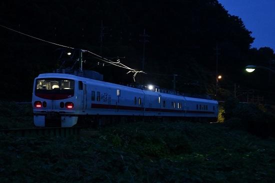 2019年9月21日撮影 弥彦線にてEast-i E 後撃ち