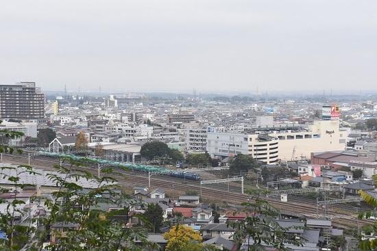 2019年10月30日撮影 東線貨物2080レ