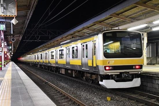2019年9月26日 E231系6扉車