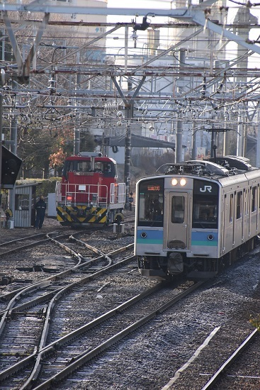 2020年1月11日撮影 南松本にてHD300-9号機 その2