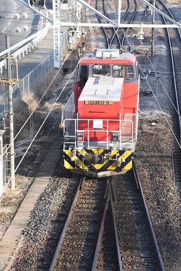 2020年1月11日撮影 南松本にてHD300-9号機 その4