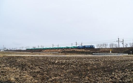 2019年12月30日撮影 東線貨物2080レ