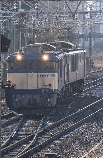 2020年1月11日撮影 南松本にて西線貨物8084レ機回し-4