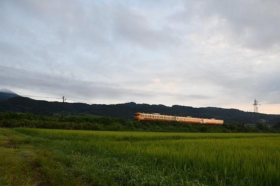 2019年8月10日 しなの鉄道 1320M 115系S9編成