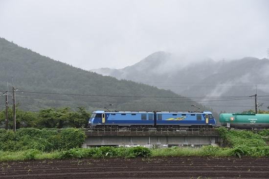 2019年8月30日 東線貨物2080レ EH200-1号機