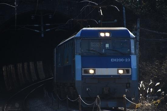 2019年11月30日撮影 東線貨物2083レ