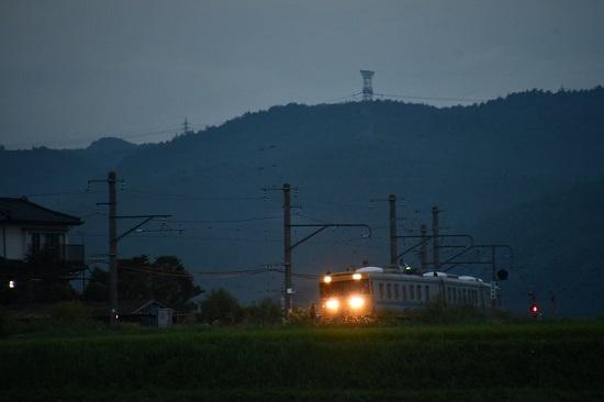 2019年8月21日 飯田線 キヤ95検測