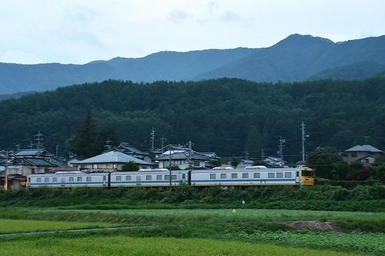 2019年8月21日 飯田線 キヤ95検測 後撃ち