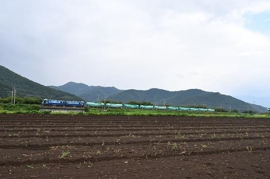 8月29日撮影 東線貨物2080レ EH200-22号機