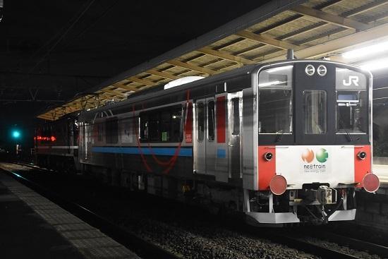 2019年12月18日撮影 E995系廃回