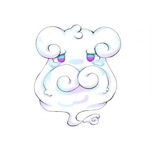 雲のモンスター2