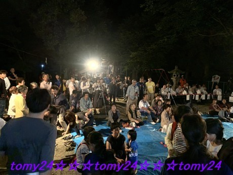 20190923日和田祭り (2)