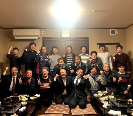 20191230OB会 (2)