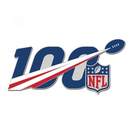 20200110NFL100のロゴの画像