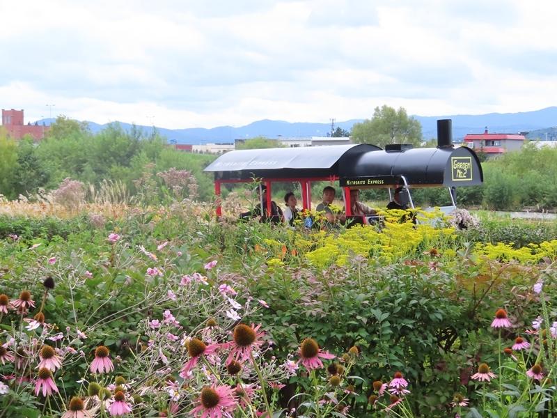 ガーデン列車