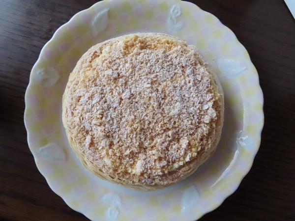 りんごの生パイ