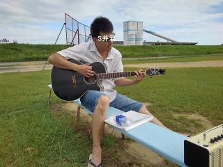 青空ギター1