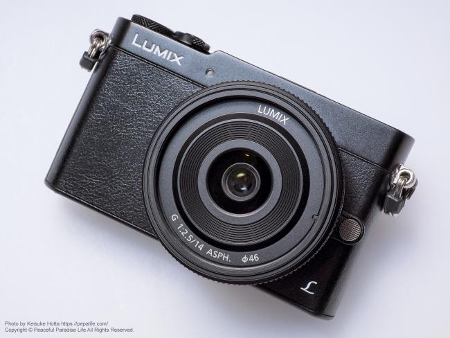 LUMIX GM5 ブラック