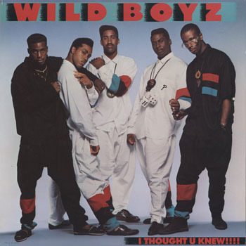 HH_WILD BOYZ_I THOUGHT U KNEW_20190828