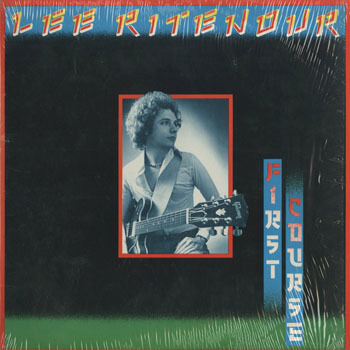 JZ_LEE RITENOUR_FIRST COURSE_20191014