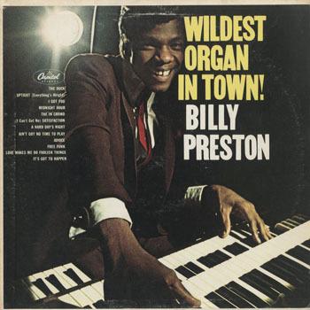 SL_BILLY PRESTON_WILDEST ORGAN IN TOWN_20191130