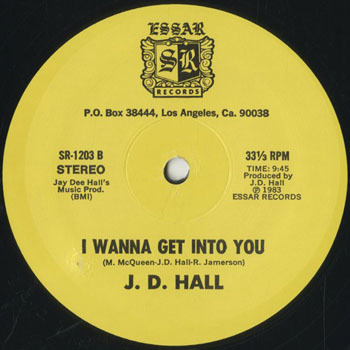JD HALL_I WANNA GET INTO YOU_20200108